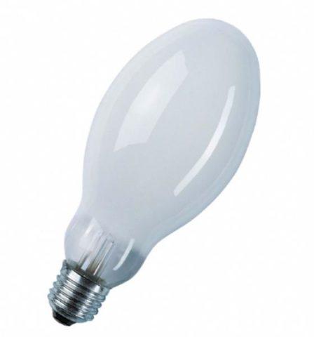 Газоразрядная ртутная лампа