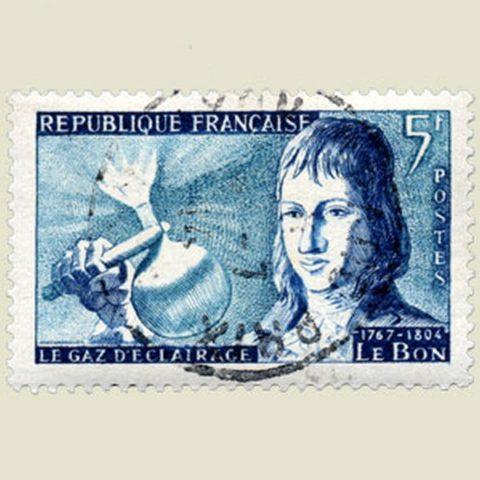 Изобретатель газовой горелки Филипп Лебон