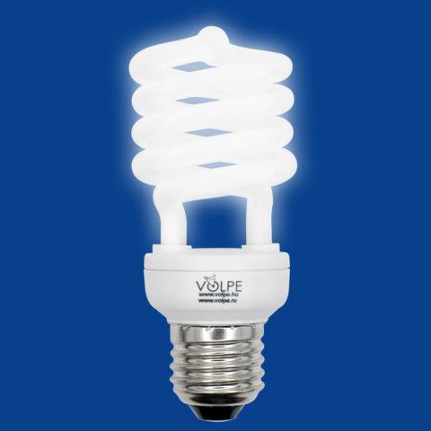 Компактная энергосберегающая лампа