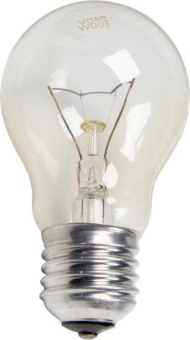 Лампочка с цоколем Е27