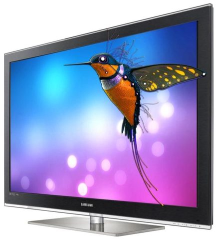 LED телевизоры очень тонкие и яркие