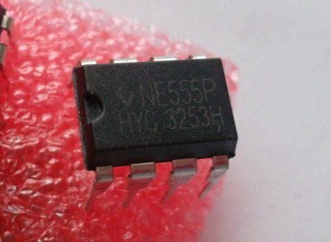 Микросхема 555
