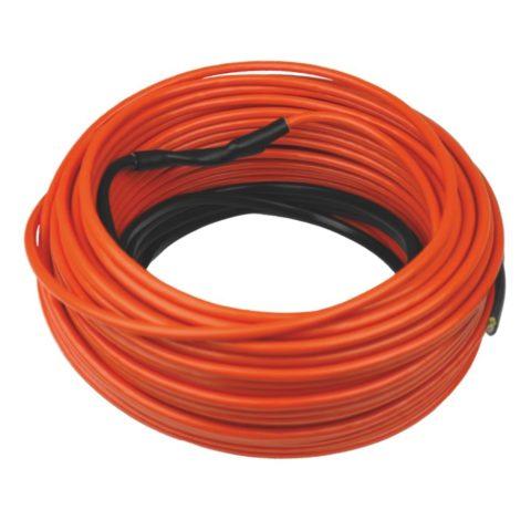 Отсутствие теплоотвода в бухте гарантирует мгновенный перегрев кабеля