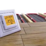 Теплый пол электрический: как установить, как выбрать и в чем его преимущества