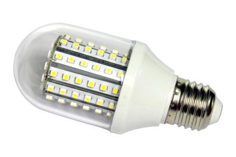 Светодиодная лампа типа «Кукуруза»