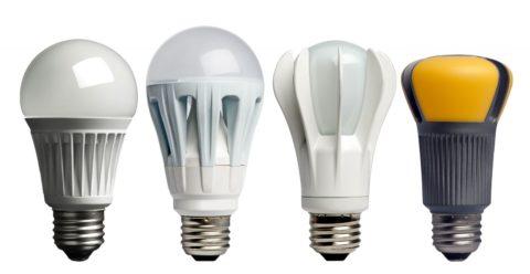 Светодиодные лампы в прочных корпусах