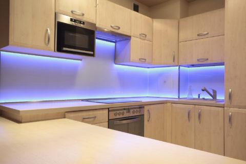 Светодиодные ленты способны изменить восприятие окружающего пространства