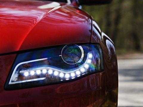 Светодиоды в автомобильных фарах