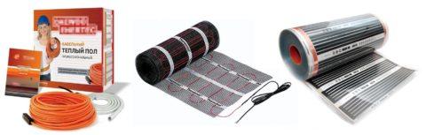 Типичная мощность систем теплого пола — 150-220 ватт на 1 м2
