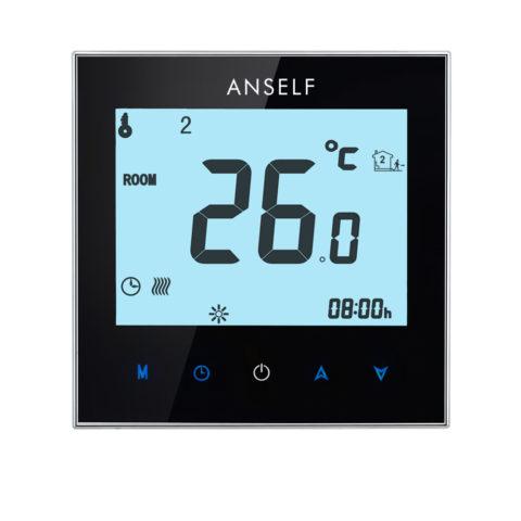 Типичная температура кабельного теплого пола