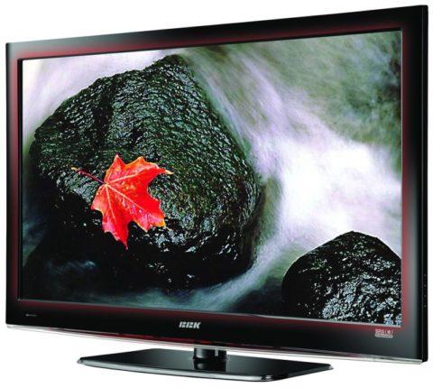 Жидкокристаллический телевизор на люминесцентной подсветке