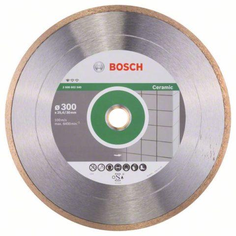 Абразивный диск на 300 мм для плитки