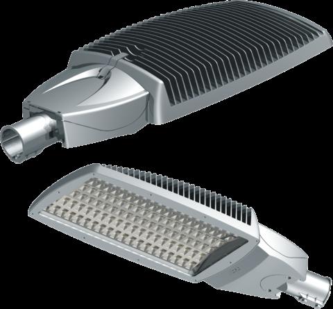 Корпус-радиатор светодиодного светильника