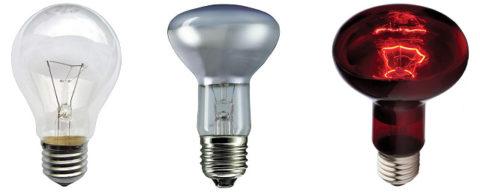 Лампы накаливания – классика выходит из моды