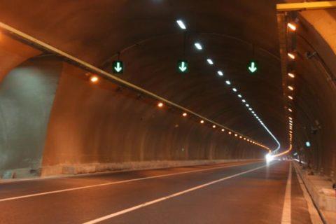 Освещение тоннелей