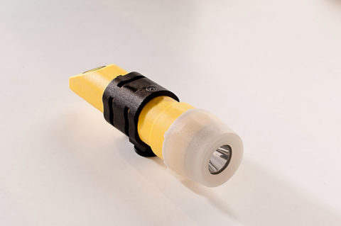 Профессиональный взрывозащищенный фонарь аккумуляторный светодиодный ручной марки ФОГОР