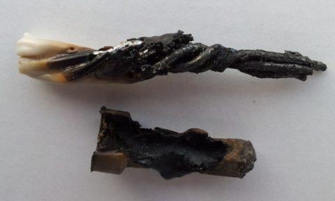 Скрутка проводов может привести к пожару