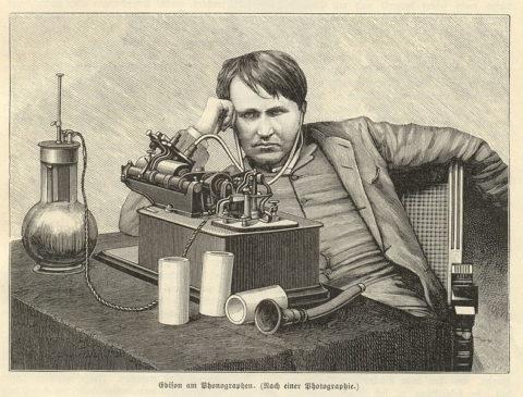 Томас Алва Эдисон один из первых разработал основные элементы современной электропроводки