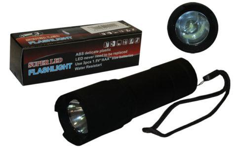 Универсальный светодиодный фонарик ручной