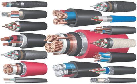 Выбираем кабель для проводки