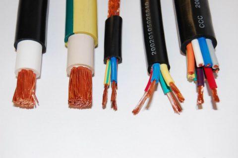 Выбираем проводники для электропроводки