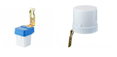 Датчики освещенности для осветительных приборов на светодиодах