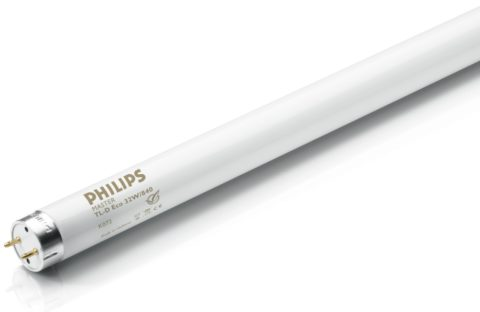 Качественная люминесцентная лампа «Phillips»