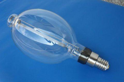 Лампа электродосветная