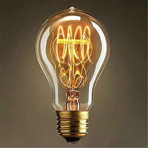 Лампа накаливания Томаса Эдисона