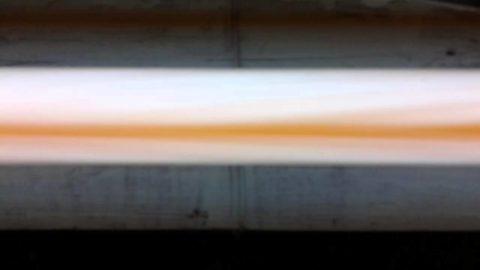 Мерцание лампы дневного света Osram 36w/765