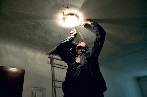 Монтаж светодиодных светильников в уже существующей электросети
