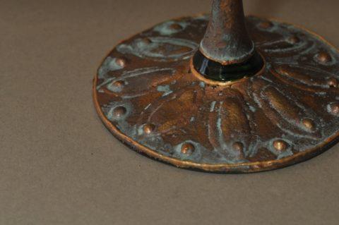 Окисление металла вызвано УФ лучами