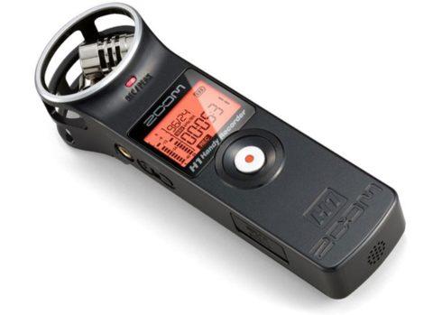 Прибор для качественной звукозаписи Zoom H1