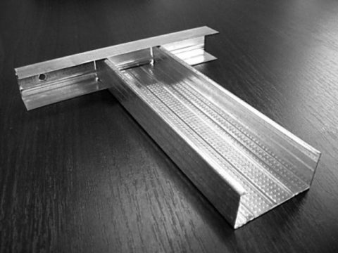 Профили для монтажа потолочных конструкций
