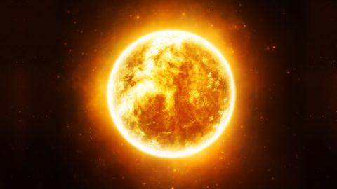 Раскаленное Солнце