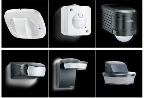 Разновидности датчиков движения для светодиодных фонарей