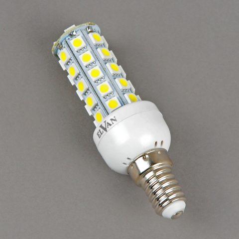 Светодиодная лампа с большим углом свечения