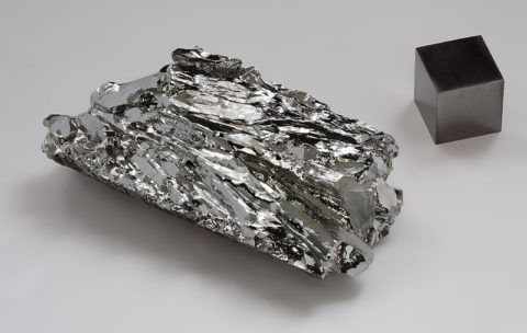 Вольфрам – недорогой тугоплавкий металл
