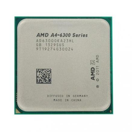 AMD 4 6300 – центральный процессор