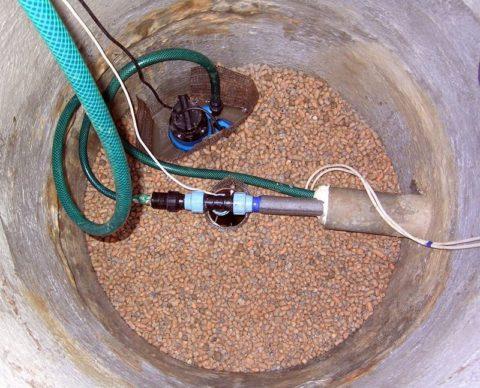Кабельный обогрев ввода водоснабжения