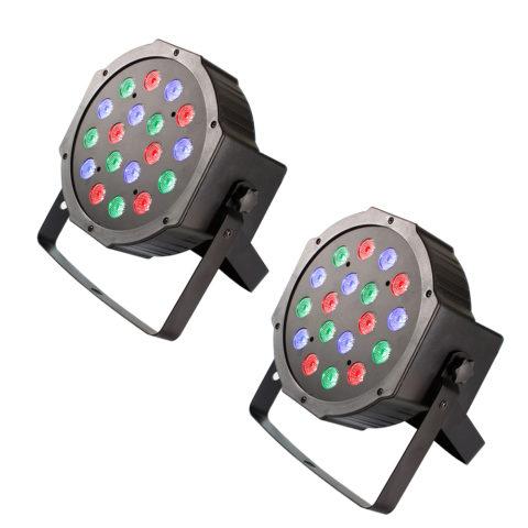 Освещение для сцены светодиодное: RGB-светильник позволяет обойтись без светофильтров