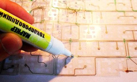 Токопроводящий клей, как сделать