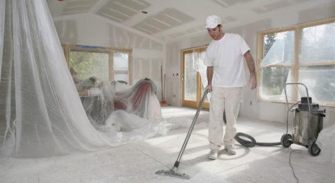 Подготовка помещения к укладке теплого пола
