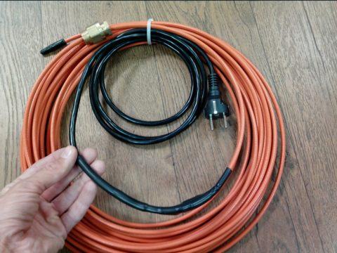 Саморегулирующийся кабель