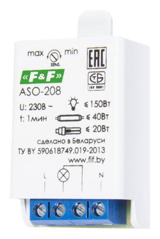 Внешний вид акустического реле ASO-208
