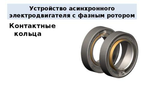 Кольца контактные