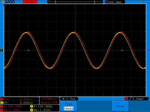 Частота 100 кГц