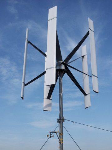 Ветрогенераторы вертикальные 10 квт