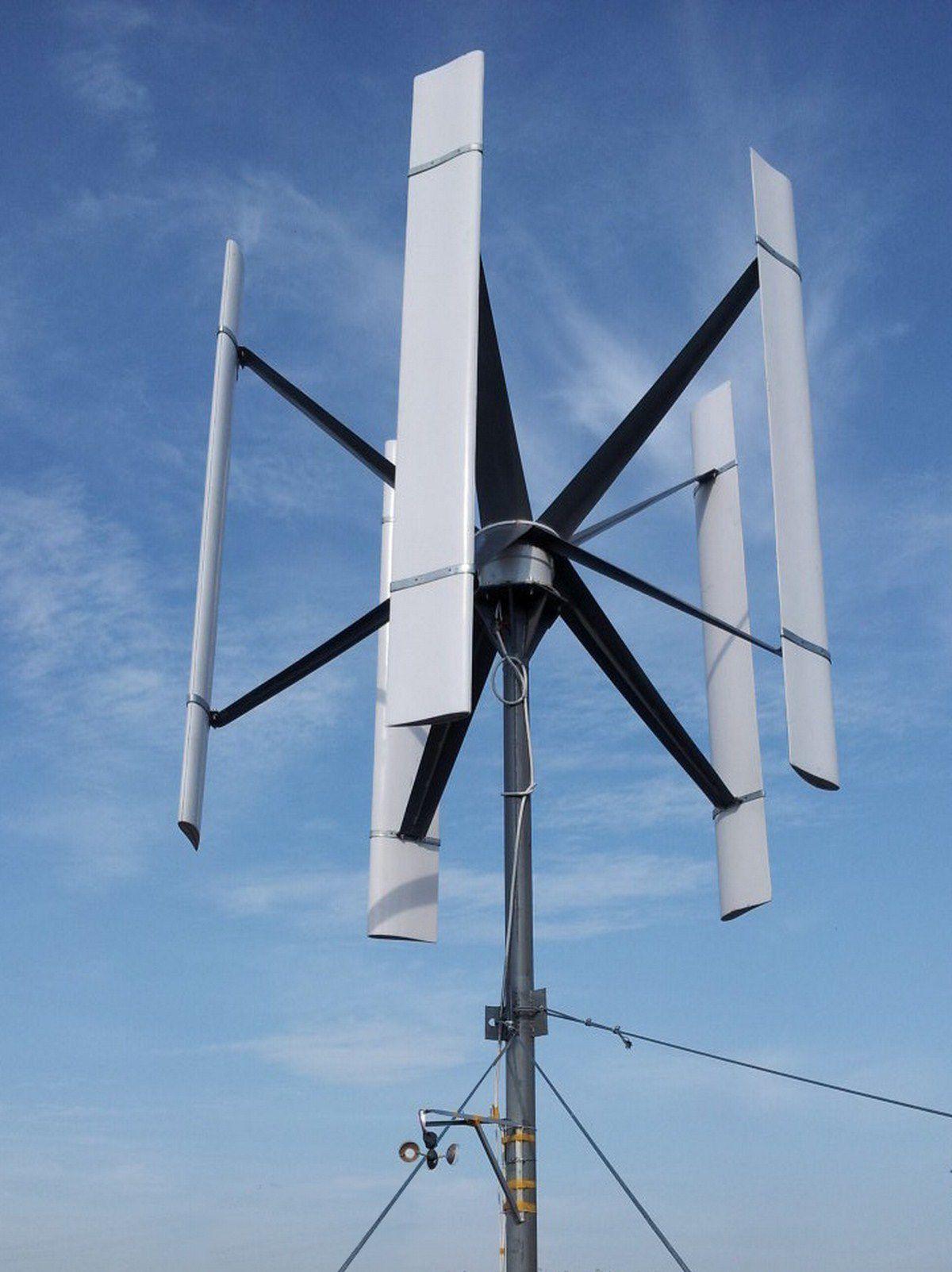 Ветрогенератор вертикальный сделать своими руками фото 487