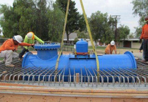 Гидрогенераторы водопровода: процесс установки